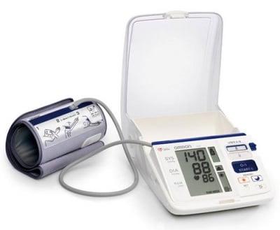 Digital device for measuring blood pressure Omron I - C10 HEM - 7070 - E / Електронен апарат за измерване на кръвно налягане Омрон I - C10 HEM - 7070 - E