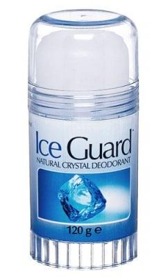 Ice Guard stick natural crystal deodorant 120 g. / Айс Гард дезодорант от натурален кристал стик 120 гр.