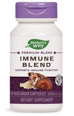Immune Blend 90 capsules Nature`s Way / Имун Бленд 90 капсули Nature`s Way