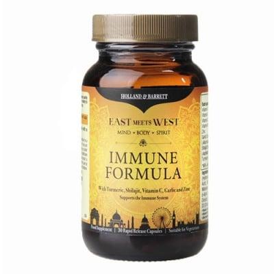 Immune Formula 30 capsules Holland & Barrett / Имунна формула 30 капсули Holland & Barrett