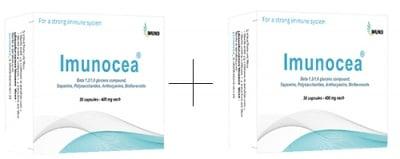 Imunocea Set 2 pcs. / Имуноцеа Комплект 2 броя опаковки