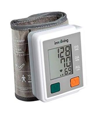 Innoliving digital wrist blood pressure 008 / Иноливинг Дигитален апарат за кръвно налягане за китка 008
