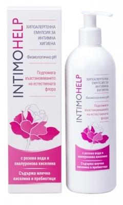 Intimo help emulsion 400 ml. / Интимо Хелп емулсия 400 мл.