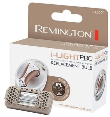 Remington replacement bulb SP-6000SB for I-Light pro IPL6000 / Ремингтон резервна лампа SP-6000SB за фотоепилатор I-Light pro IPL6000