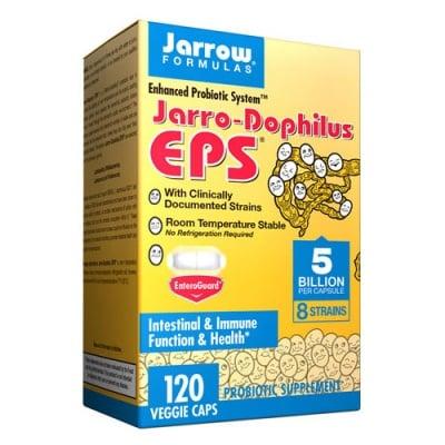 Jarrow Formulas Jarro-Dophilus EPS 120 capsules / Джароу Формулас Джаро-Дофилус ЕПС 120 капсули