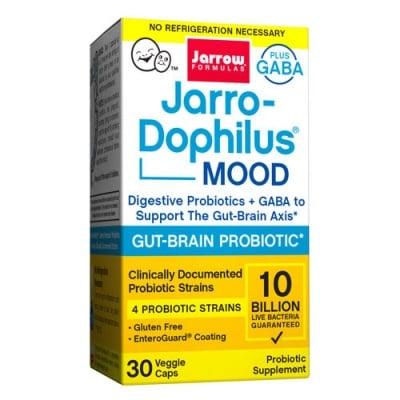 Jarrow Formulas Jarro-Dophilus Mood 30 capsules / Джароу Формулас Джаро-Дофилус Мууд 30 капсули