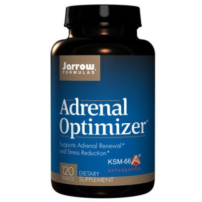 Jarrow Formulas Adrenal Optimizer 120 tablets / Джароу Формулас Адренал Оптимайзър 120 таблетки
