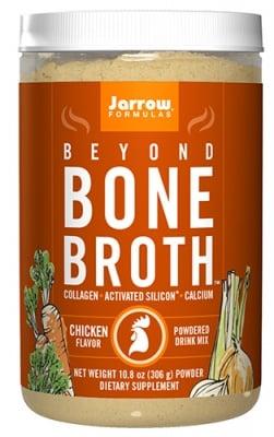 Jarrow Formulas bone broth chicken powder 306 g / Джароу Формулас Костен Пилешки бульон прах 306 гр