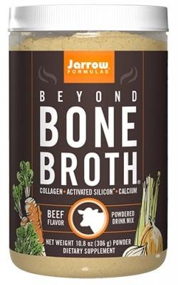 Jarrow Formulas bone broth powder 306 g / Джароу Формулас Костен Телешки бульон прах 306 гр