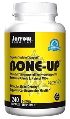 Jarrow Formulas Bone-up 240 capsules / Джароу Формулас Боун-ЪП 240 капсули