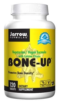 Jarrow Formulas Bone-up vegan formula 120 tablets / Джароу Формулас Боун-ЪП Веган формула 120 таблетки
