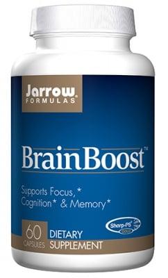 Jarrow Formulas brain boost 60 capsules / Джароу Формулас Брейн бууст 60 капсули