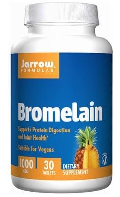 Jarrow Formulas Bromelain 1000 GDU 30 tablets / Джароу Формулас Бромелаин 1000 GDU 30 таблетки