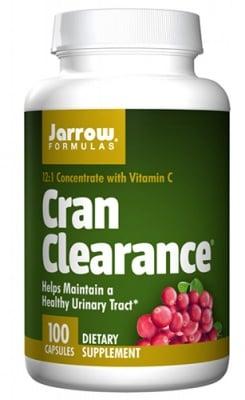 Jarrow Formulas cran clearance 100 capsules / Джароу Формулас Червена боровинка 100 капсули