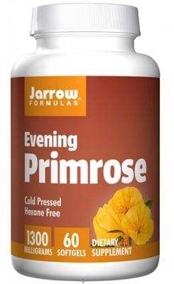 Jarrow Formulas evening Primrose 1300 mg 60 capsules / Джароу Формулас масло от Вечерна иглика 1300 мг 60 капсули