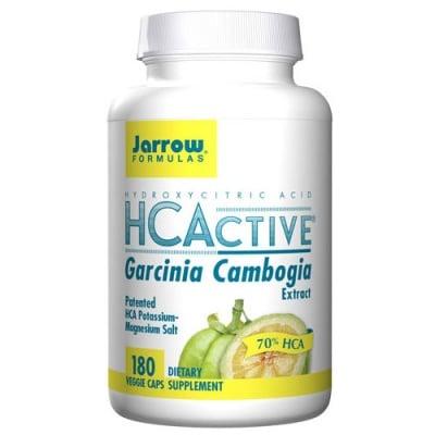 Jarrow Formulas HCActive Garcinia Cambogia Extract 180 capsules / Джароу Формулас Гарциния Камбоджа Екстракт 180 капсули