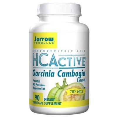 Jarrow Formulas HCActive Garcinia Cambogia Extract 90 capsules / Джароу Формулас Гарциния Камбоджа Екстракт 90 капсули