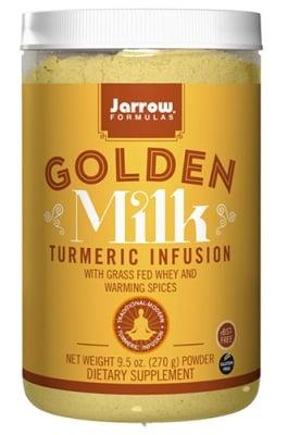 Jarrow Formulas Golden milk powder 270 g / Джароу Формулас Златно мляко прах 270 гр.