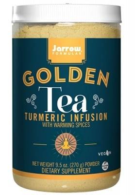 Jarrow Formulas Golden tea powder 270 g / Джароу Формулас Златен чай прах 270 гр.