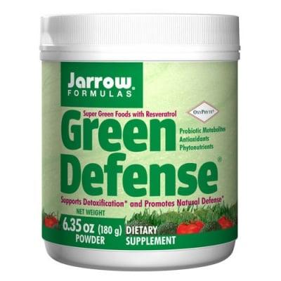 Jarrow Formulas Green Defense powder 180 g / Джароу Формулас Грийн Дифенс прах 180 гр.