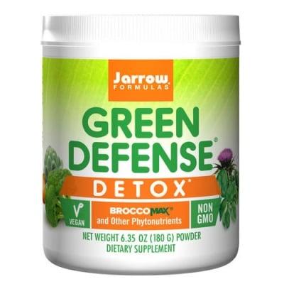 Jarrow Formulas Green Defense Detox powder 180 g / Джароу Формулас Грийн Дифенс Детокс прах 180 гр.