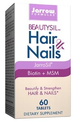 Jarrow Formulas hair & nails 60 tablets / Джароу Формулас Бютисил Коса и нокти 60 таблетки