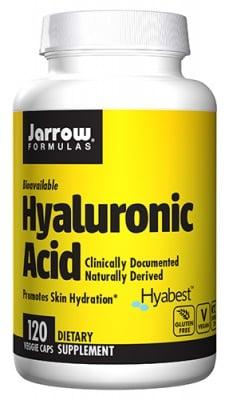 Jarrow Formulas Hyaluronic acid 120 capsules / Джароу Формулас Хиалуронова киселина 120 капсули