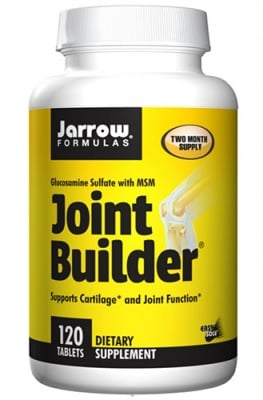 Jarrow Formulas Joint builder 120 tablets / Джароу Формулас Джойнт Билдър 120 таблетки