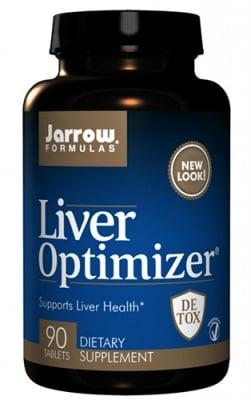 Jarrow Formulas Liver optimizer 90 tablets / Джароу Формулас Ливър оптимайзър 90 таблетки