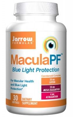 Jarrow Formulas macula PF 30 capsules / Джароу Формулас Макула формула за очи 30 капсули