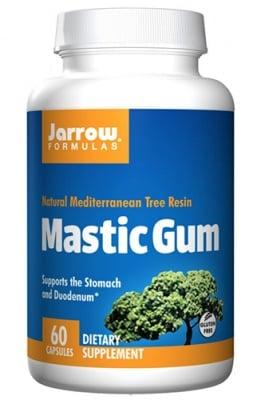 Jarrow Formulas mastic gum 500 mg 60 capsules / Джароу Формулас Мастик Гъм 500 мг. 60 капсули