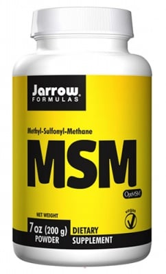 Jarrow Formulas MSM powder 200 g / Джароу Формулас МСМ (метил-сулфонил-метан) прах 200 гр.