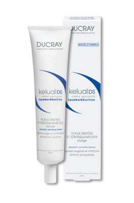 Ducray Kelual DS soothing cream 40 ml / Дюкре Келуал DS успокояващ крем 40 мл.
