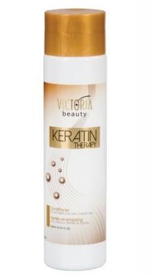 Victoria Beauty Keratin Therapy conditioner 300 ml. / Виктория Бюти Кератин балсам за изтощена коса 300 мл.