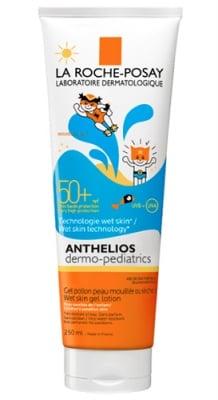La Roche ANTHELIOS dermo-pediatrics wet skin gel lotion SPF 50+ 250 ml. / Ла Рош АНТЕЛИОС SPF 50+ слънцезащитен гел-лосион за деца за влажна или суха кожа 250 мл.