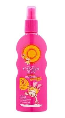 Cabana Sun Protective children lotion SPF 30 200 ml / Кабана Сън Слънцезащитен детски лосион SPF 30 200 мл.