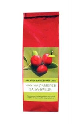 Bioherba Kidney Lambre's Tea Bulk tea 120 g / Чай на Ламбрев за бъбреци насипен 120 гр. Биохерба