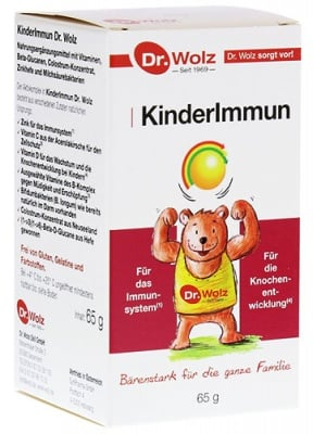 Kinderimmun powder 65 g. Dr. Wolz / Киндеримун прах 65 гр. Dr. Wolz