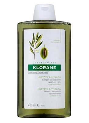 Klorane shampoo with essential olive extract for thinning hair 400 ml / Клоран шампоан с екстракт от маслина за тънка коса 400 мл