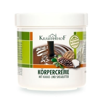 Body cream with Cocoa and Shea butter 250 ml. Asam / Асам Крем за тяло с масло от Какао и Ший 250 мл.