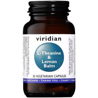 L-Theanine+ lemon balm 30 caps