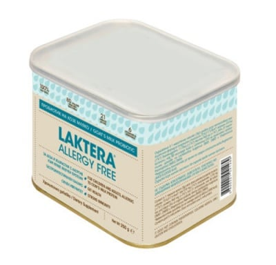 Laktera Allergy Free 250 g / Лактера Алерджи Фрий 250 гр.