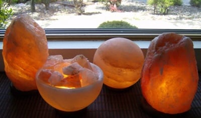 Лампите от хималайска сол - какви са ползите им за здравето?