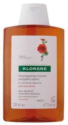 Klorane shampoo with Latinka against dandruff 200 ml. / Клоран шампоан с Латинка срещу пърхот 200 мл.