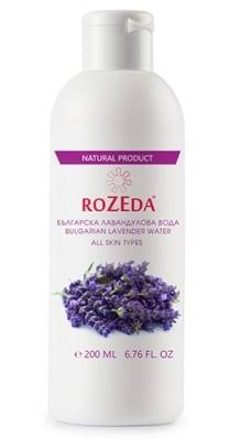 Rozeda Lavander water spray 200 ml. / Розеда Лавандулова вода 200 мл.