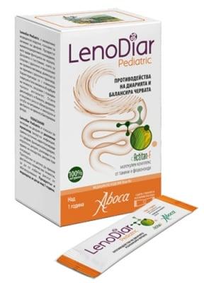 Aboca Lenodiar Pediatric 12 sachets / Абока Ленодиар Педиатрик 12 сашета