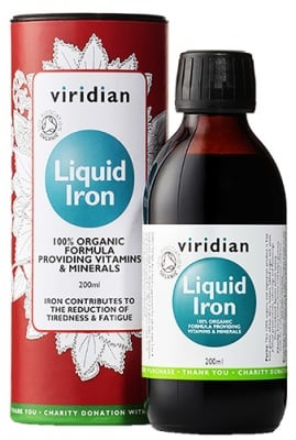 Liquid iron 200 ml Viridian /