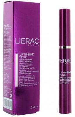 Lierac Liftissime serum eyes 15ml / Лиерак Лифтисим серум - гел за околоочен контур 15 мл.