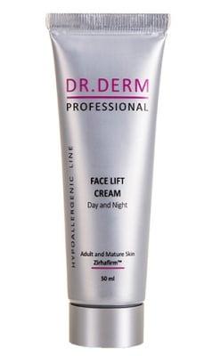 Dr. Derm Professional face lift cream 50 ml. / Доктор Дерм Профешънъл фейс лифт крем 50 мл.