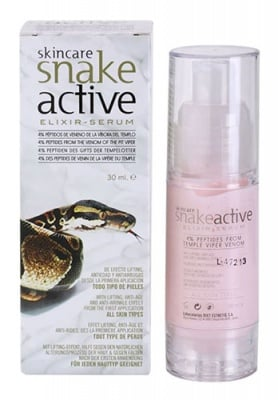Snake active elixir-serum 30 ml / Змийска отрова серум за лице 30 мл